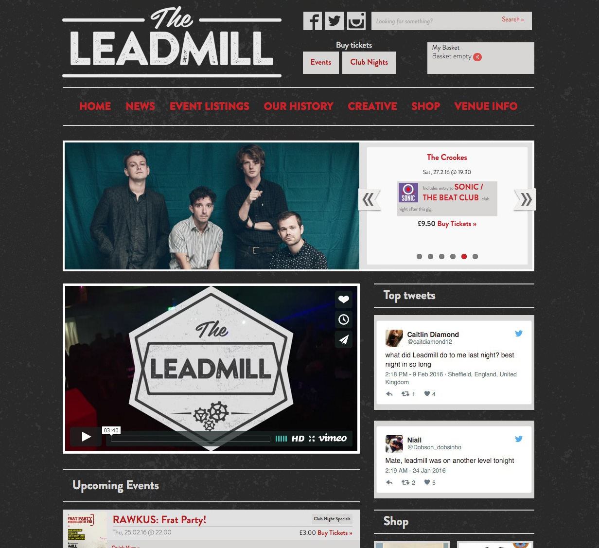 The Leadmill - {project_text_summary}