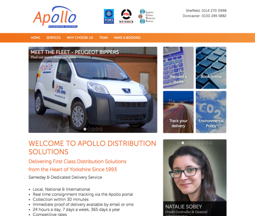 Apollo Distribution: