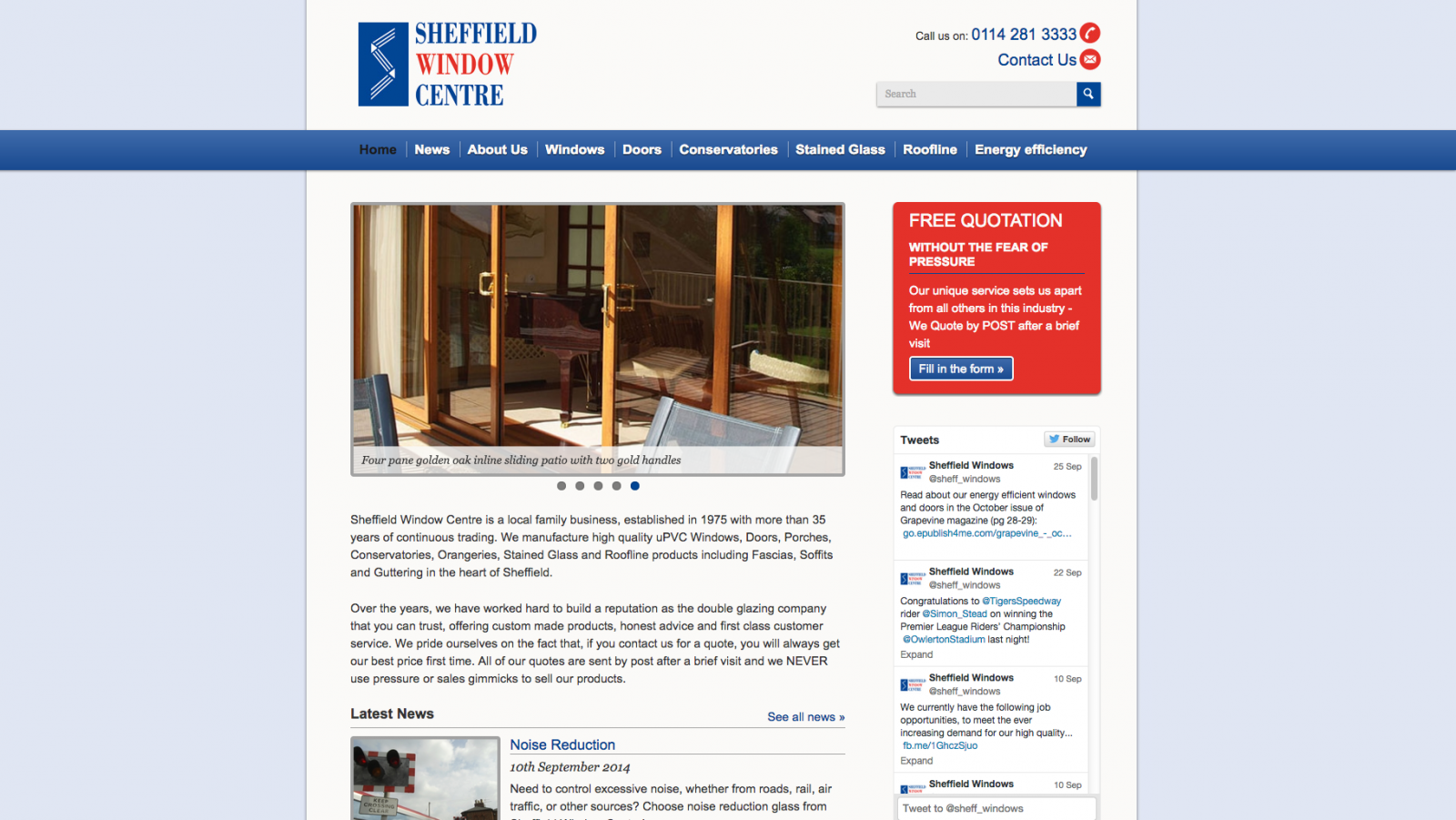 Sheffield Window Centre - {project_text_summary}